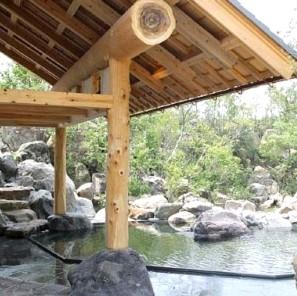 温泉の種類がいくつもあるらしく、これはその一つ。