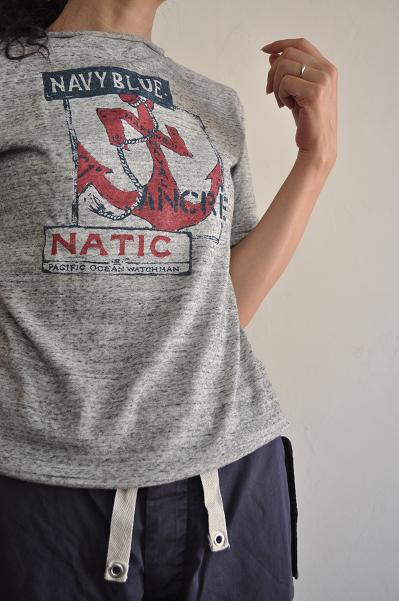 NATIC/ナティック Tシャツ