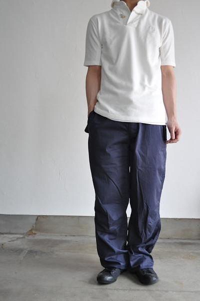 NATIC/ナティック ポロシャツ