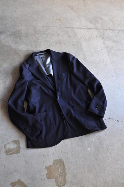 HYPERION/ハイペリオン ストレッチウール 2B ジャケット/Stretch Wool 2B JK