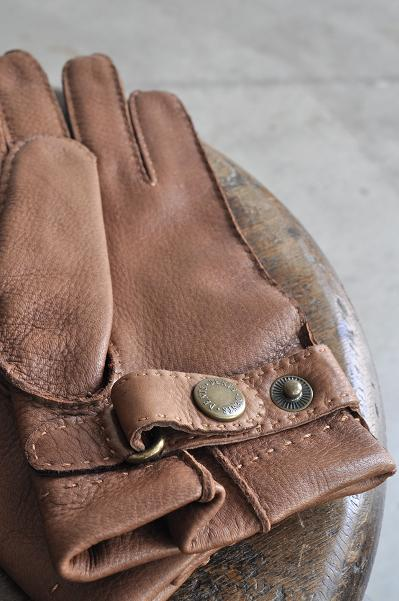 DENTS/デンツ グローブ/Deerskin Leather Gloves