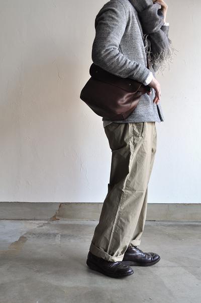STYLE CRAFT/スタイルクラフト オイルヌバック ウエストショルダーバッグ