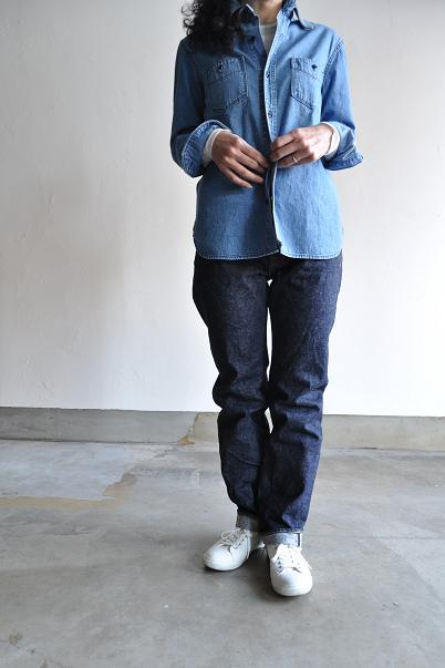 DAILY WARDROBE INDUSTRY/デイリーワードローブインダストリー 1stSTANDARD SHIRT OPEN