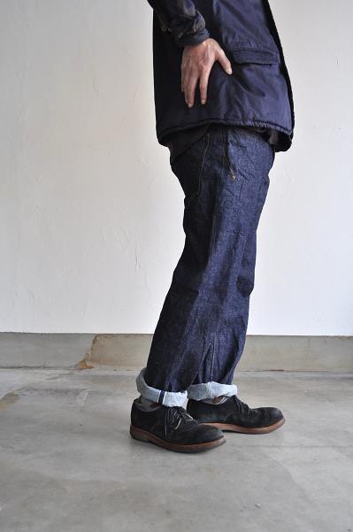 KATO/カトーデニム AAA STRAIGHT DENIM PANTS ap121ow