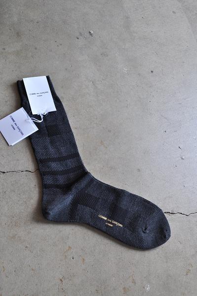 COMME des GARCONS HOMME/コムデギャルソン 靴下/ソックス