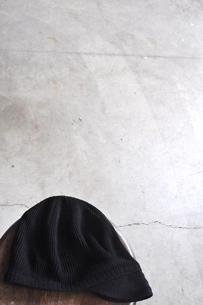 coeur/クール 帽子 ハット キャスケット ニット