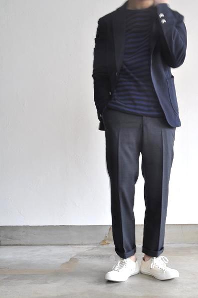 ARBRE/アルブル Dress Pants ウールトラウザー