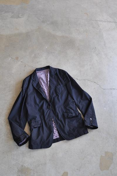 COMME des GARCONS HOMME /コムデギャルソン オム 綿タイプライター製品染め ジャケット