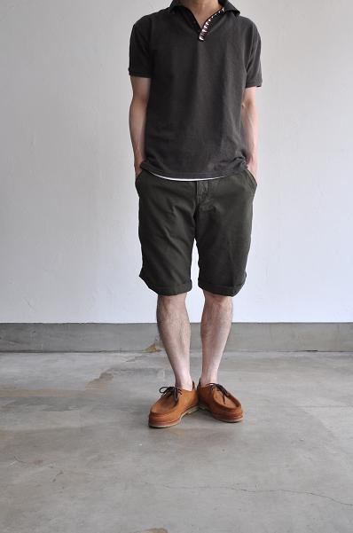 kapital/キャピタル ポロシャツ