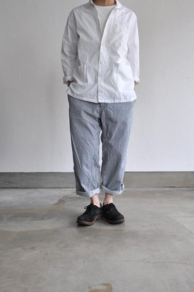 ordinary fits/オーディナリーフィッツ FRENCH CROPPED HICKORY<br />