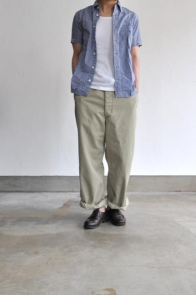 HYPERION/ハイペリオン S/S B,D Shirt/シャツ