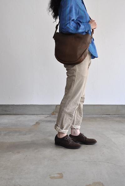 STYLE CRAFT/スタイルクラフト ゴートスキン ショルダーバッグ