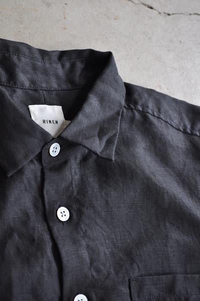 RINEN/リネン リネンシャツ