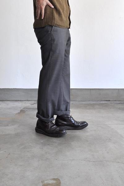 HYPERION/ハイペリオン サマーウールパンツ/Summer Wool Trousers