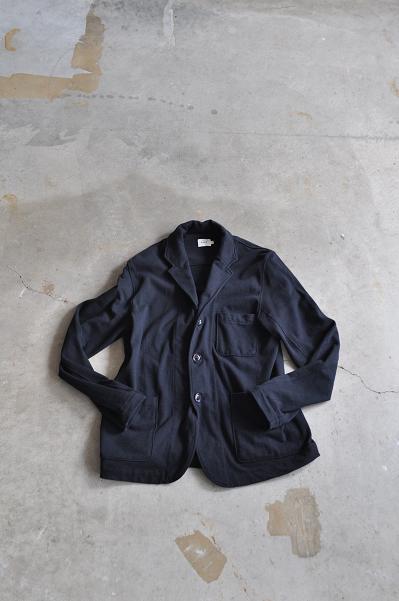 RINEN/リネン 20/1引き揃え オーガニック天竺 テーラードジャケット