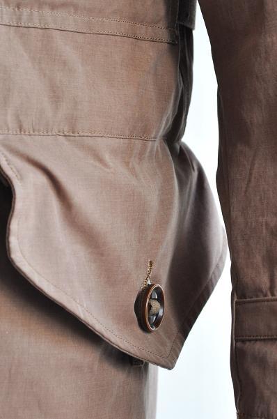 HAVERSACK/ハバーサック 40年代の登山部隊のジャケット/40's マウンテンバックパックジャケット