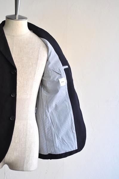 RINEN/リネン 2/36ウールサージテーラードジャケット