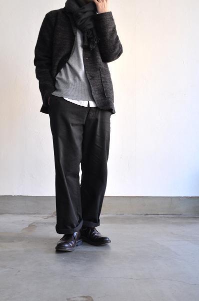 kapital/キャピタル 縮絨ウール ジャケット