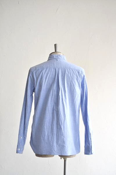 STILL BY HAND/スティルバイハンド B,Dシャツ/Ox B,D Shirt