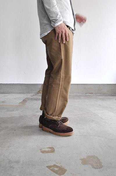 COMME des GARCONS HOMME/コムデギャルソン オム Chino Cloth Work Pants/チノクロスワークパンツ