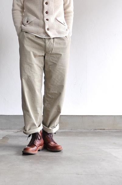 DAILY WARDROBE INDUSTRY/デイリー ワードローブ インダストリー DAILY FRENCH CHINO