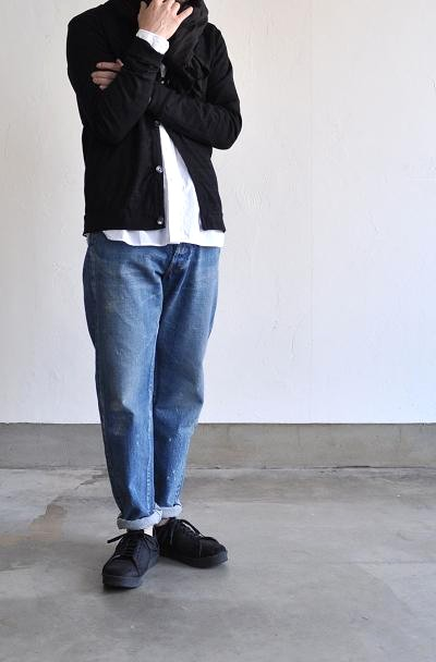 Ordinary fits/オーディナリーフィッツ デニム/BASIC TIGHT 5POCKET USED WASH