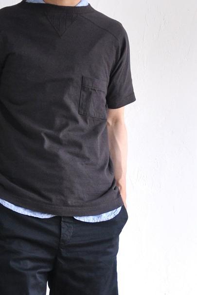 NIGEL CABOURN/ナイジェルケーボン VINTAGE T-SHIRT/Tシャツ