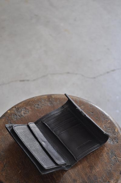 STYLE CRAFT/スタイルクラフト wallet/三つ折り財布 WM-SN-01 crumple