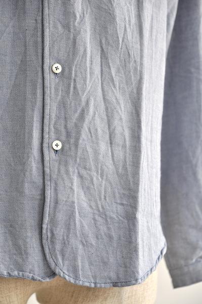 STYLE CRAFT WARDROBE/スタイルクラフトワードローブ シャツ/SHIRTS #2(BLUE)