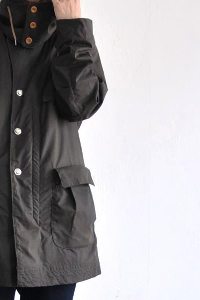 HAVERSACK/ハバーサック オイルクロスパーカ コート