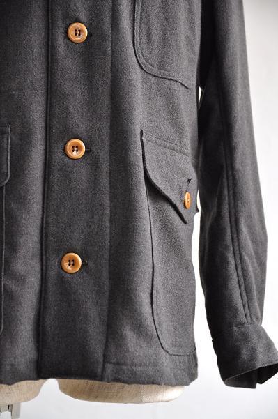 HAVERSACK/ハバーサック シャツジャケット