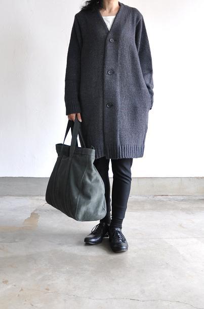 STYLE CRAFT/スタイルクラフト ディアーヌバック トートバッグ/Deer Nubuck Tote Bag